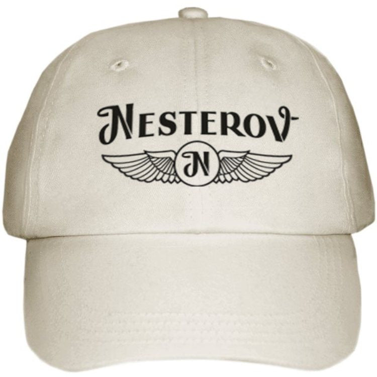 Russia2all Nesterov Ball Cap -- Gift With $239 Purchase Only* - Russia2all