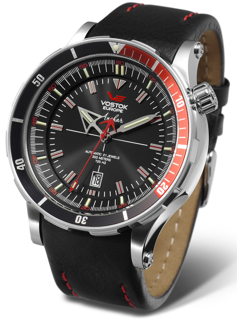 Vostok-Europe Anchar Mens Diver Watch NH35A/5105141 - Russia2all