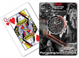"Russia2all  Vostok-Europe ""Extreme"" Playing Cards-Gift with $239 Purchase Only - Russia2all"