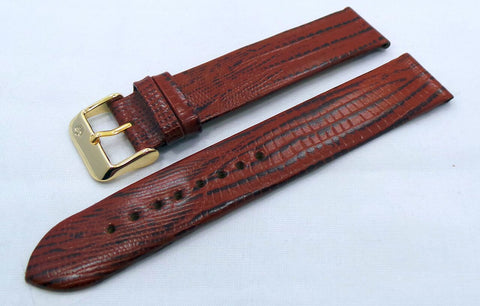 Poljot Leather Strap 20mm Brown-Pol.20.L.R.Br.008 - Russia2all