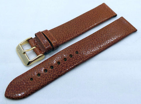 Poljot Leather Strap 20mm Brown-Pol.20.L.R.Br.012 - Russia2all