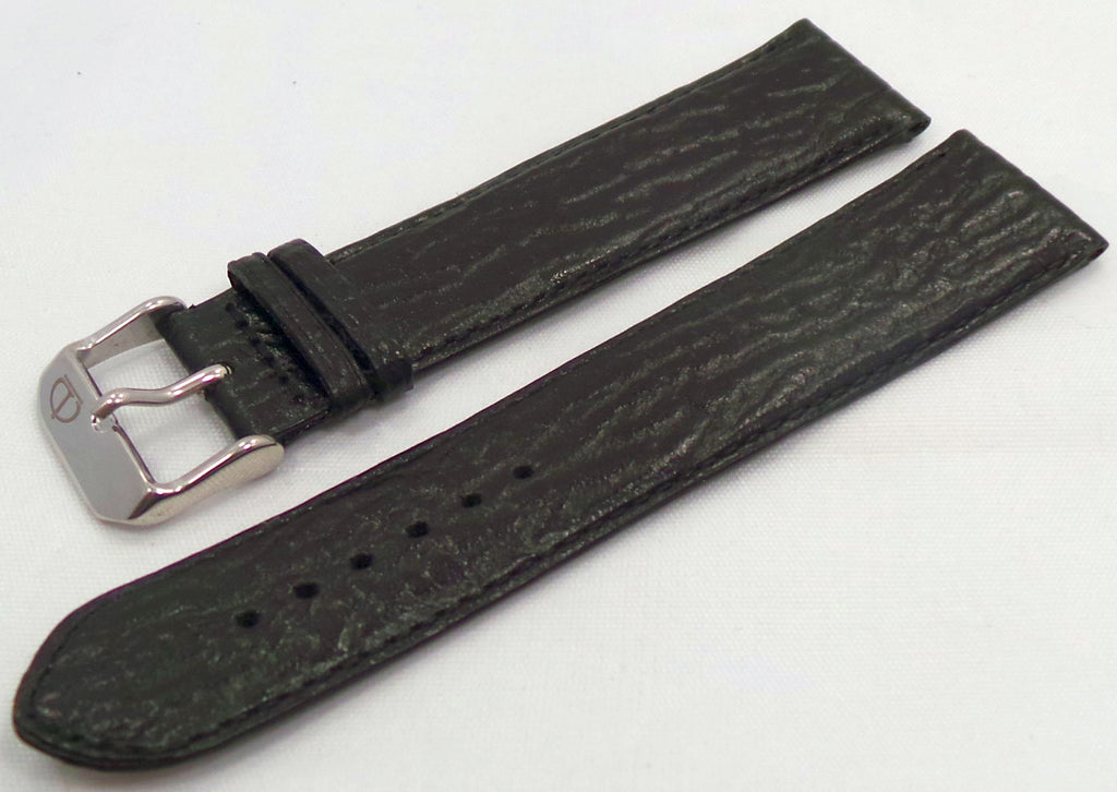 Poljot Leather Strap 22mm Black-Pol.22.L.S.Bk - Russia2all
