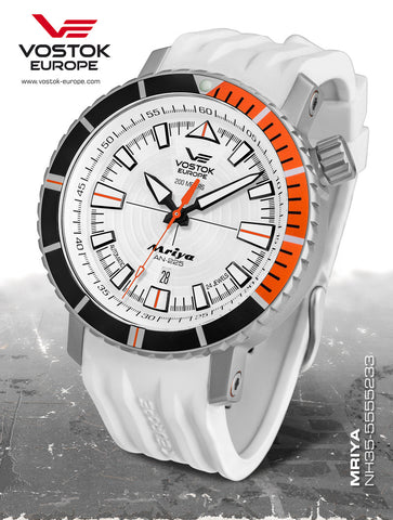 Vostok-Europe Mriya Automatic Watch NH35A/5555233 - 1