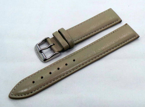 Strela Leather Strap 19mm Taupe-Stl.19.L.S.Tp - Russia2all