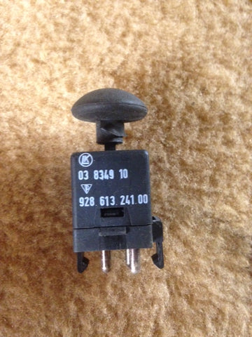 911 Mirror Direction Switch Mushroom style with pin connection 1987-89 - 928.613.241.00