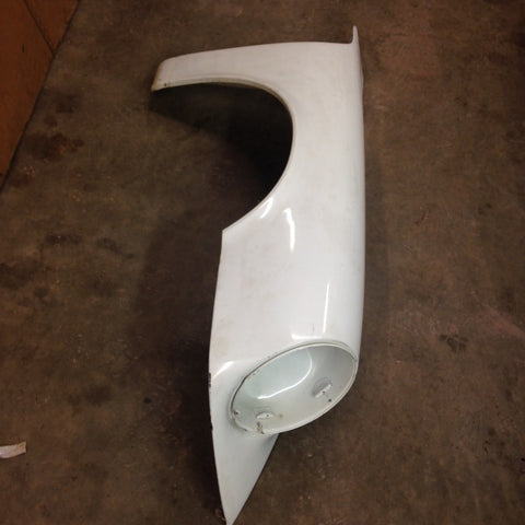 911 Fender right passenger white - 911.503.032.11