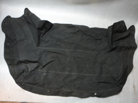 911 Convertible Top Boot Cover 1985 black - 911.561.023.00