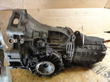 Boxster Transaxle Transmission CORE 2000 5 speed broken tail cover at bolts 38k miles -