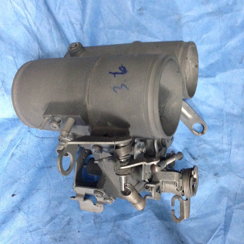 964 Intake with throttle linkage 1991 Alloy 964.110.017.00 - 964.110.901.00