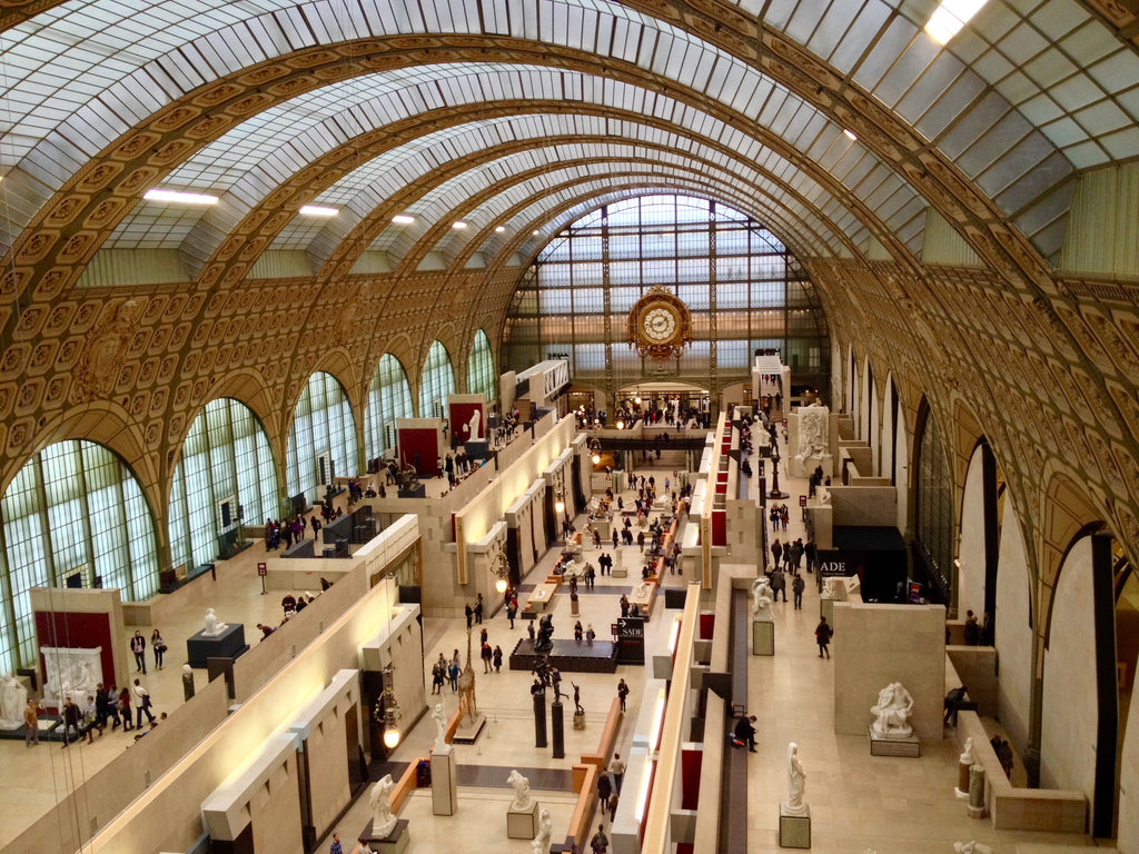 J'ADORE MUSEE D'ORSAY!