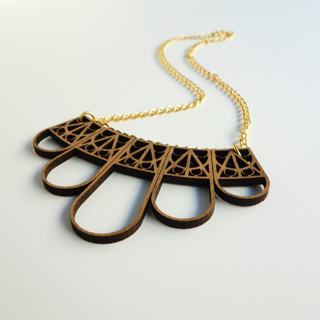 La Dame de Fer Necklace [Eiffel Tower]