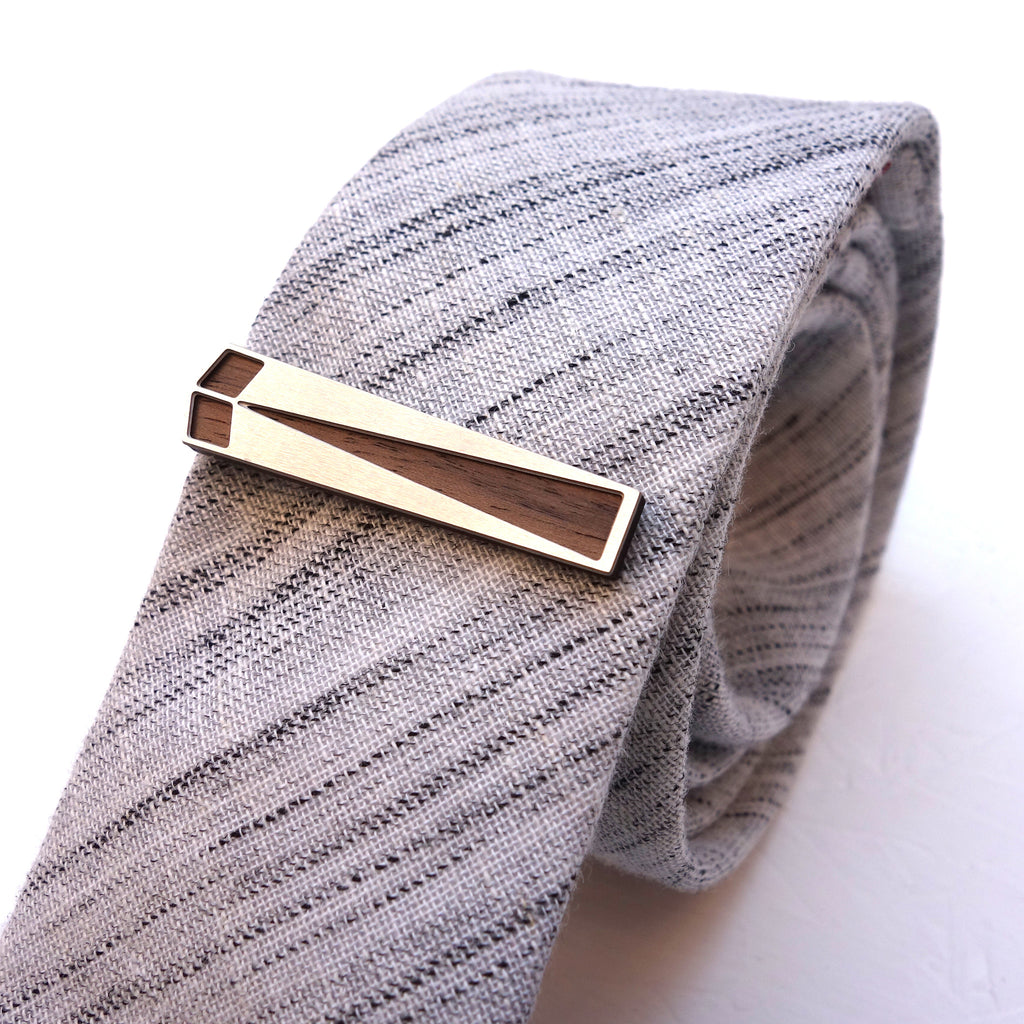 One World Trade Center inspired Tie Clip