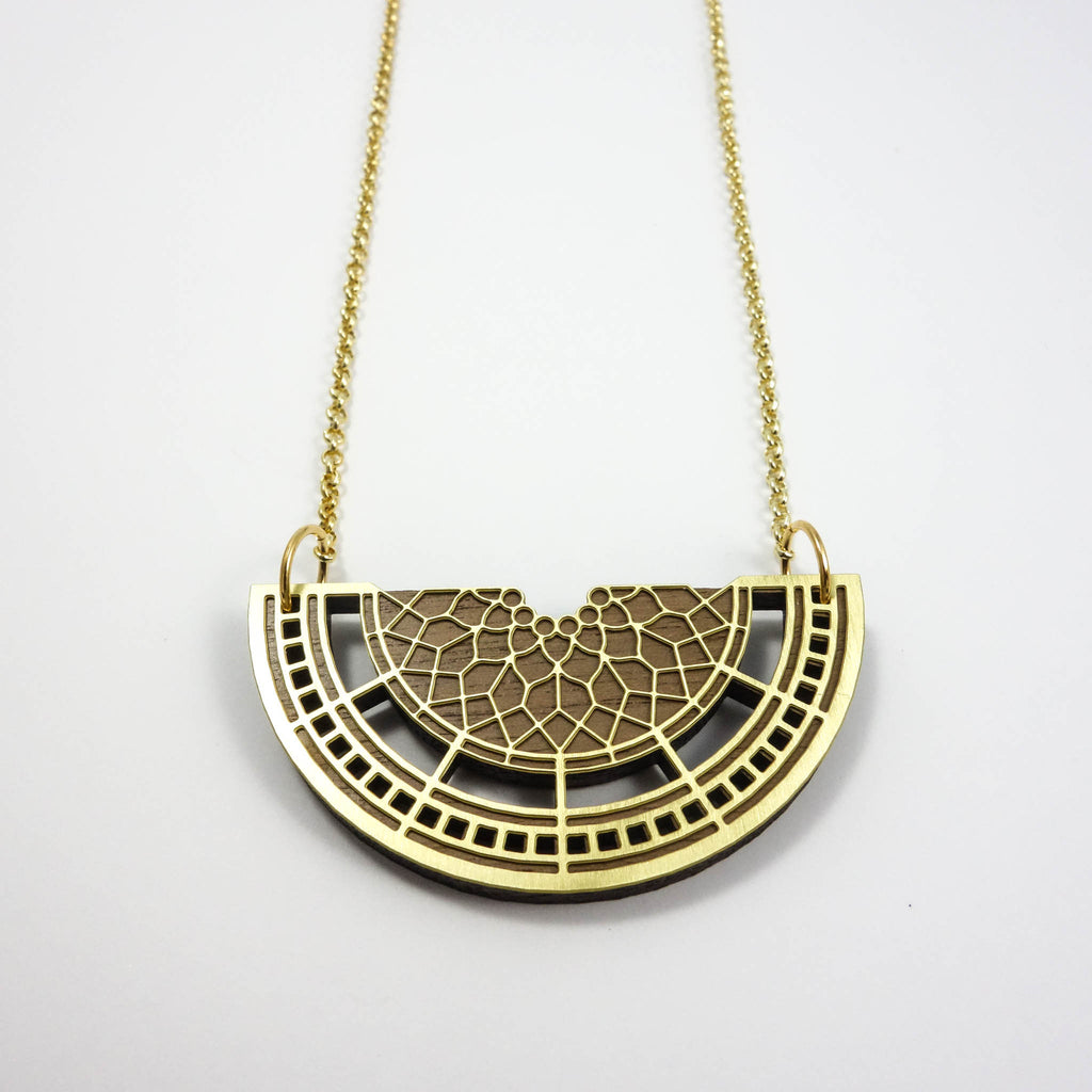 ot tangent acrylic petite necklace products past tower shop half on a np big ben clock off wal