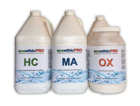 EcoEthicPRO Bioremediation Kit