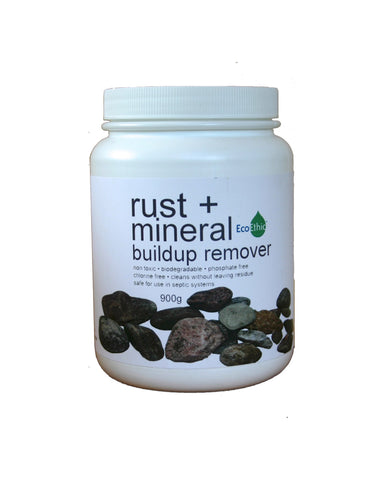 EcoEthic Rust & Mineral Build Up Remover