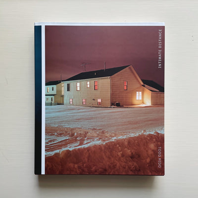 Todd Hido / Intimate Distance: Twenty-Five Years of Photographs, A Chronological Album - Hops Petunia Floral