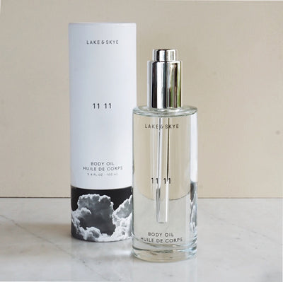 LAKE AND SKYE 11 11 Body Oil