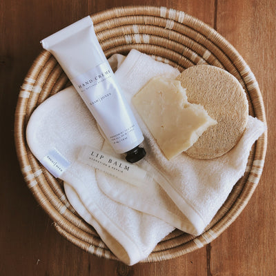 NASH + JONES Bamboo Bar Soap