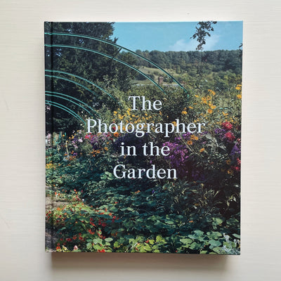 The Photographer in the Garden Book