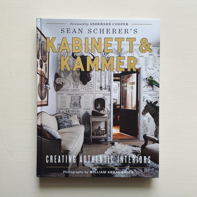 Kabinett & Kammer: Creating Authentic Interiors - Hops Petunia Floral