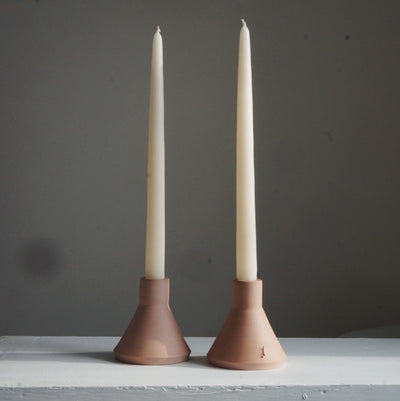 L'Impatience Ceramic Candle Holder