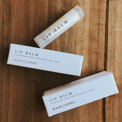 Nash & Jones Lip Balm