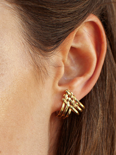 Lindsay Lewis Split Earrings