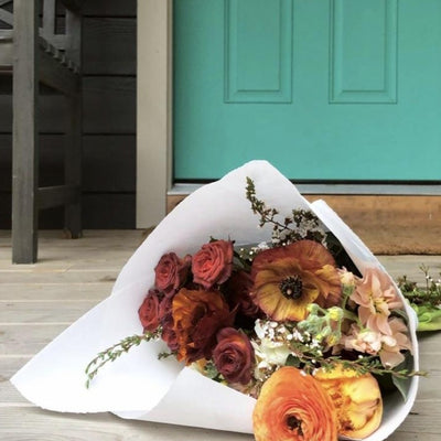 Porch Bouquets!