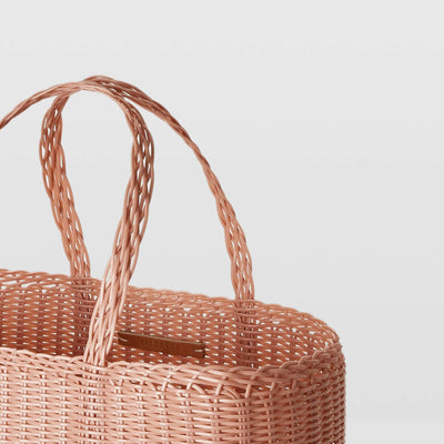 Palorosa Small Lace Basket Tote