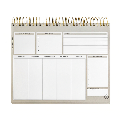 W&D Stay on Track Planner