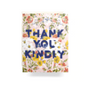 """Thank You Kindly"" Antiquaria Cards"