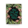 """You Give Me All The Feels"" Antiquaria Cards"