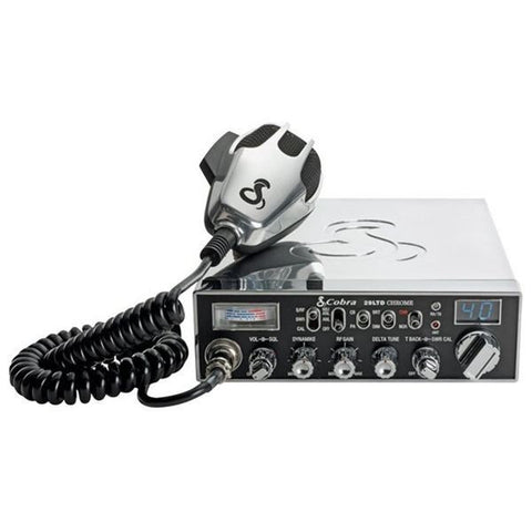 Cobra 29 LTD CHR Chrome Edition CB Radio
