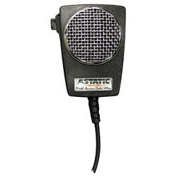 Astatic D104M6B Amplified CB Microphone