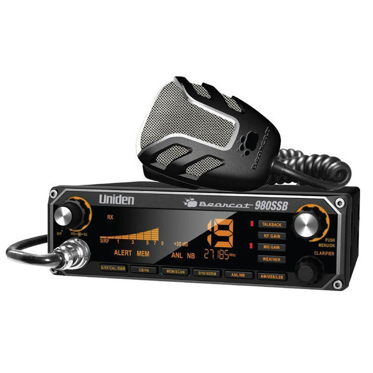 Uniden Bearcat 980 CB Radio with Sideband