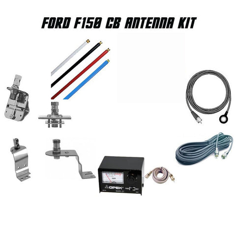 Ford F150 Complete CB Antenna Kit