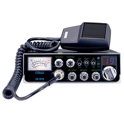 Galaxy DX 979 CB Radio with Sideband
