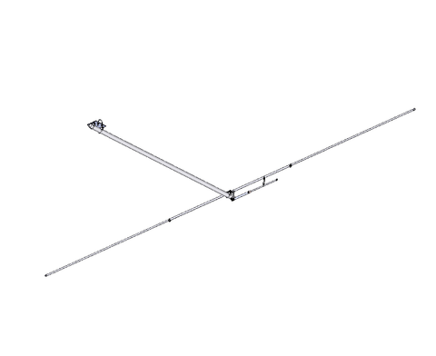 Maco BA1 Base Station CB Antenna