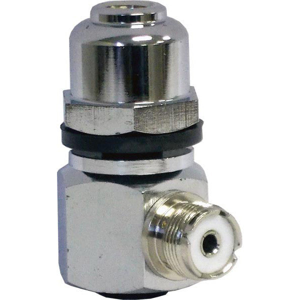 Heavy Duty CB Antenna Right Angle Stud
