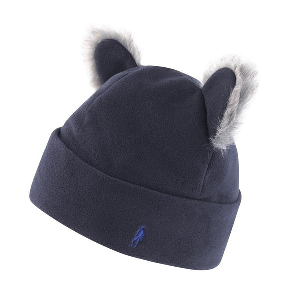 Jack Murphy The Cat's Pyjama Fleece Hat - Navy