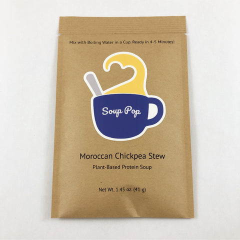 Moroccan Chickpea Stew, Pack of 2