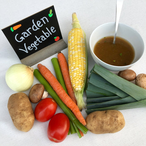 Garden Vegetable Soup, Pack of 6