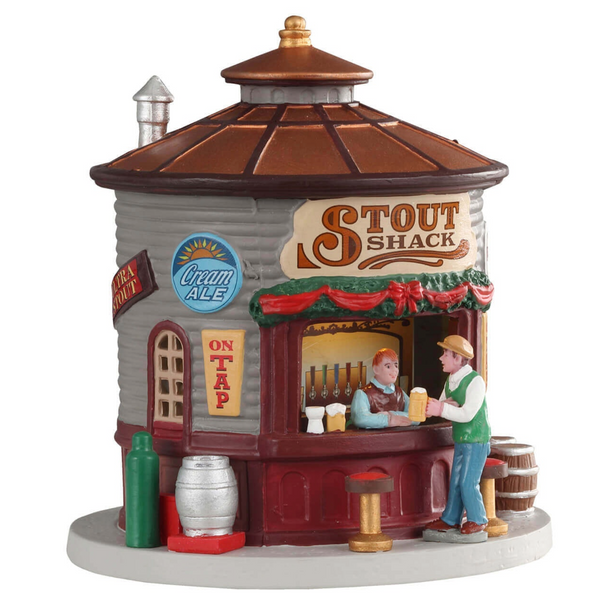 Lemax Christmas Village The Stout Shack #04745 Table Accent
