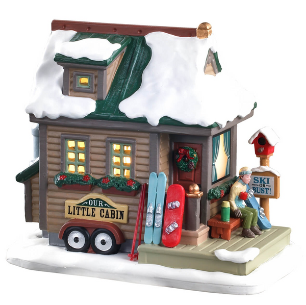 Lemax Christmas Village Home Away from Home #05619