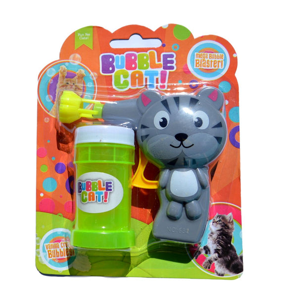 Kitty Bubble Gun