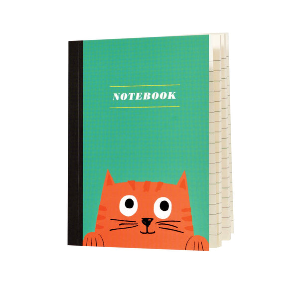 Chester the Cat A6 Notebook