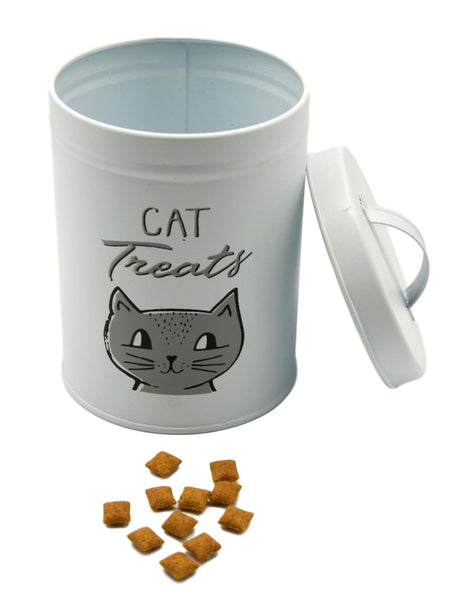 Cats Whiskers Cat Treat Tin