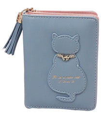 This is a Cute Cat Purse
