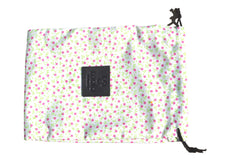 Mala Leather Ziggy Cat Tri Fold Cat Purse Black