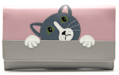 Feed Me Matinee Purse Taupe